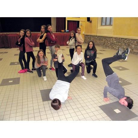 Danses modernes enfants et ados